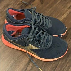 Reebok Crossfit Sneaker Nano 9 Navy Sz 11